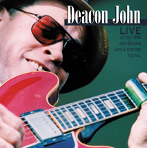 Deacon John