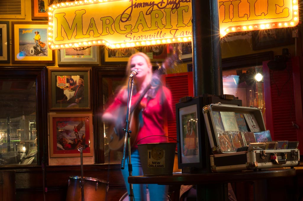 Beth Patterson – Margaritaville, New Orleans
