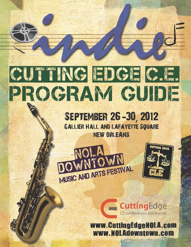 Cutting Edge Music Business Conference