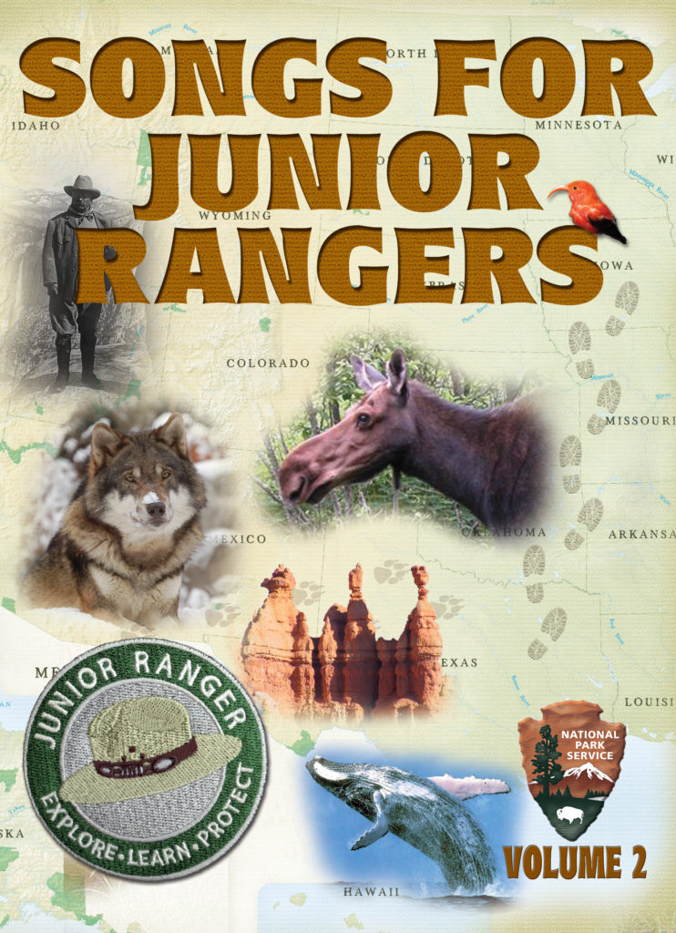 Songs for Junior Rangers V2 – National Park Service