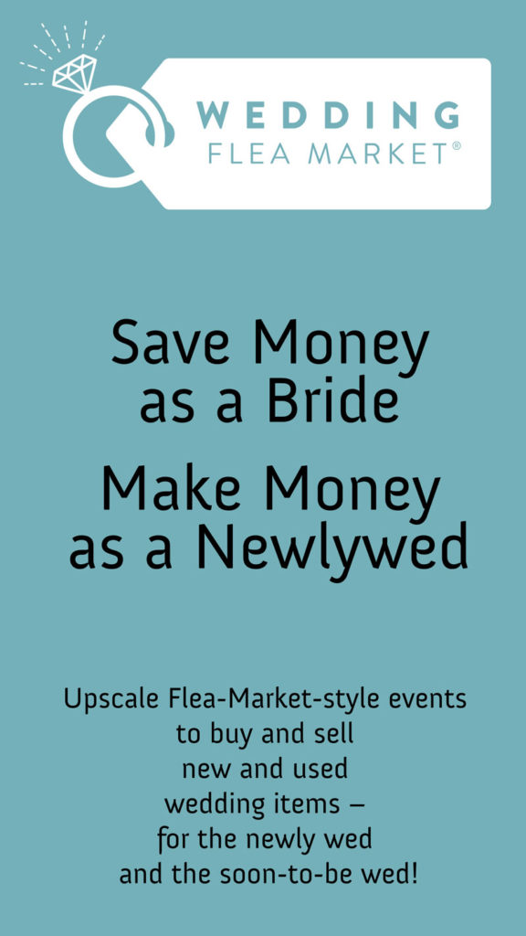 Wedding Flea Market general brochure