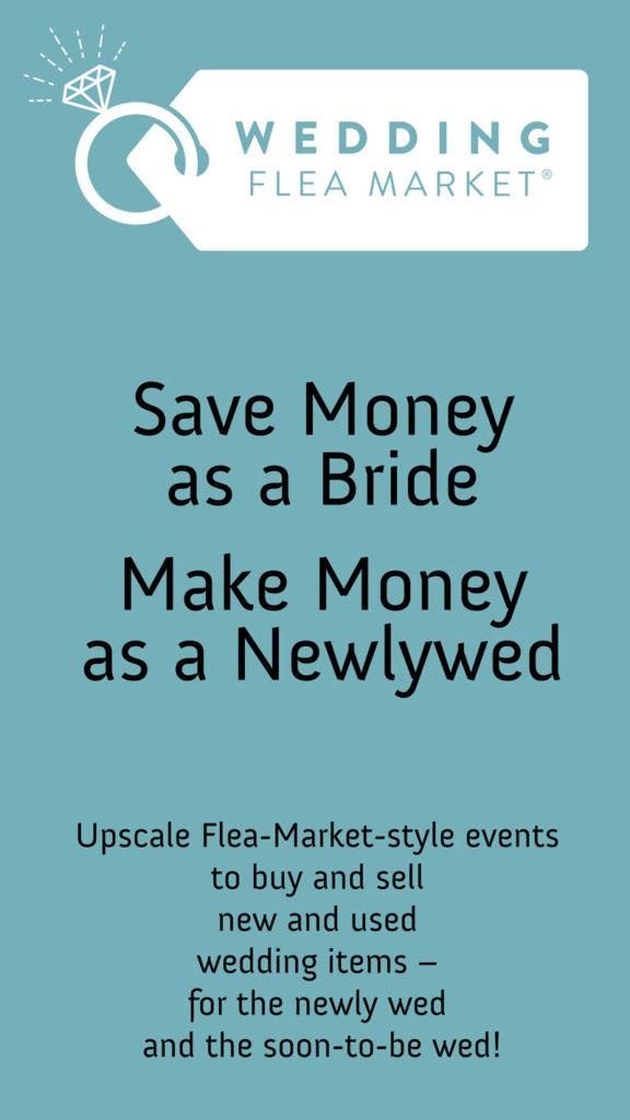 Wedding Flea Market general brochure